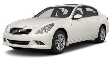 2013 INFINITI G37x - 4dr All-wheel Drive Sedan (Base)