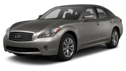 2013 INFINITI M56 - 4dr Rear-wheel Drive Sedan (Base)
