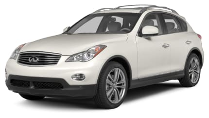 2013 INFINITI EX37 - 4dr All-wheel Drive (Journey)