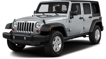 2017 Jeep Wrangler Unlimited - 4dr 4x4 (Sport)