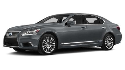 2016 Lexus LS 600h - 4dr All-wheel Drive LWB Sedan (L)