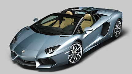 2017 Lamborghini Aventador - 2dr All-wheel Drive Roadster (LP700-4)