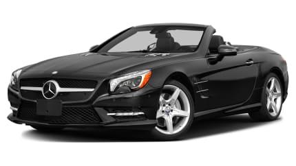 2016 Mercedes-Benz SL-Class - SL 550 2dr Roadster (Base)