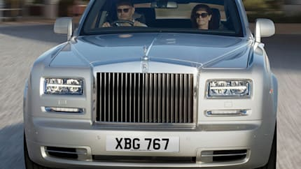 2016 Rolls-Royce Phantom - Sedan (Base)
