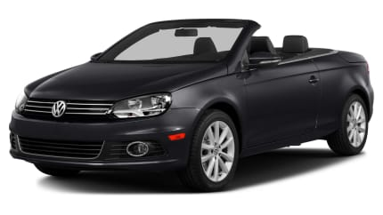 2016 Volkswagen Eos - 2dr Front-wheel Drive Convertible (Komfort)