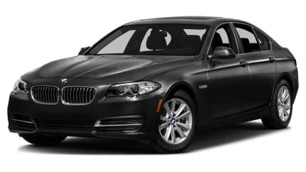 2016 BMW 528 - 4dr Rear-wheel Drive Sedan (i)