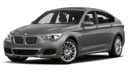 2017 BMW 550 Gran Turismo - 4dr All-wheel Drive Hatchback (i xDrive)