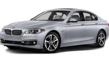 2016 BMW ActiveHybrid 5 - 4dr Rear-wheel Drive Sedan (Base)
