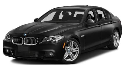 2016 BMW 535d - 4dr Rear-wheel Drive Sedan (Base)