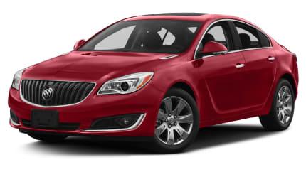 2017 Buick Regal - 4dr Front-wheel Drive Sedan (1SV)