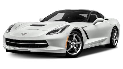 2014 Chevrolet Corvette Stingray - 2dr Coupe (Base)