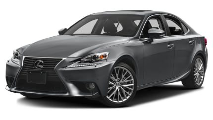 2015 Lexus IS 250 - 4dr All-wheel Drive Sedan (Crafted Line)
