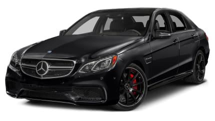 2016 Mercedes-Benz AMG E - AMG E 63 4dr All-wheel Drive 4MATIC Sedan (S-Model)