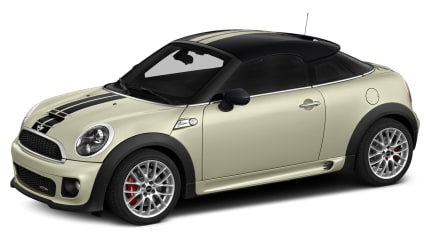 2015 MINI Coupe - 2dr (John Cooper Works)