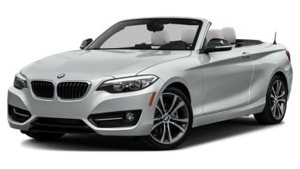 2016 BMW 228 - 2dr Rear-wheel Drive Convertible (i)