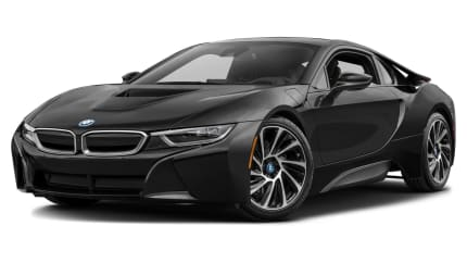2017 BMW i8 - 2dr All-wheel Drive Coupe (Base)