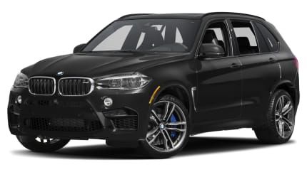 2018 BMW X5 M - 4dr All-wheel Drive Sports Activity Vehicle (Base)