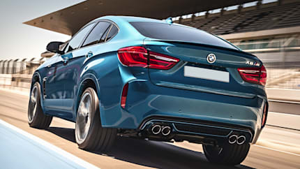 2018 BMW X6 M - 4dr All-wheel Drive Sports Activity Coupe (Base)