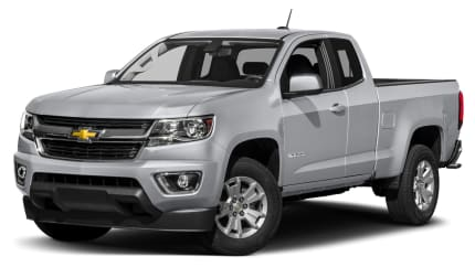 2018 Chevrolet Colorado - 4x2 Extended Cab 6 ft. box 128.3 in. WB (LT)