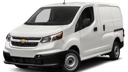 2018 Chevrolet City Express - Cargo Van (1LS)