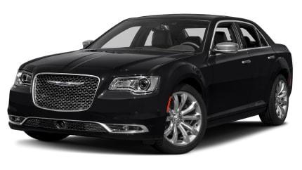 2017 Chrysler 300C - 4dr Rear-wheel Drive Sedan (Platinum)