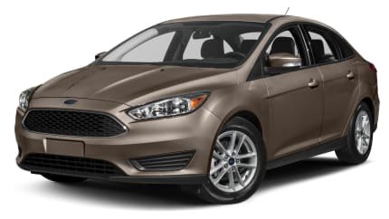 2018 Ford Focus - 4dr Sedan (S)