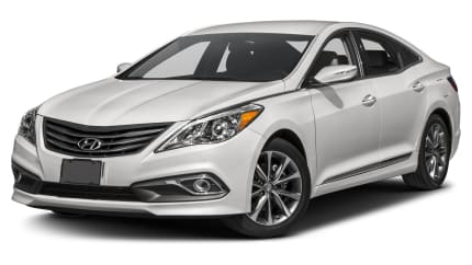 2017 Hyundai Azera - 4dr Sedan (Base)