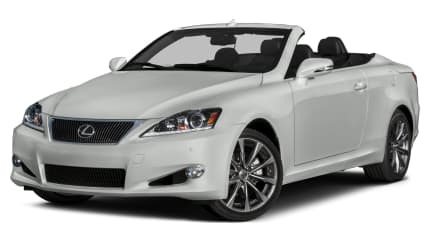 2015 Lexus IS 250C - 2dr Convertible (Base)
