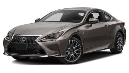 2017 Lexus RC 350 - 2dr Rear-wheel Drive Coupe (Base)