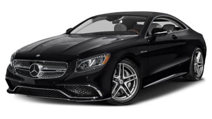 2017 Mercedes-Benz AMG S 65 - AMG S 65 2dr Coupe (Base)
