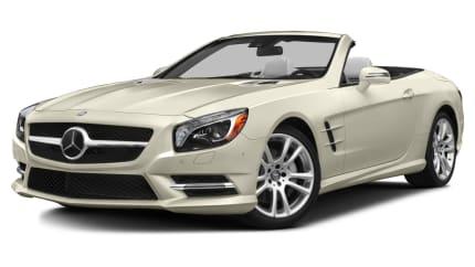 2016 Mercedes-Benz SL-Class - SL 400 2dr Roadster (Base)
