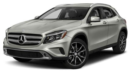 2017 Mercedes-Benz GLA-Class - GLA250 4dr Front-wheel Drive (Base)