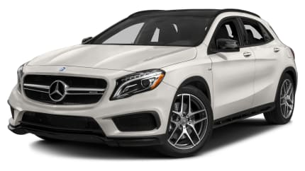 2017 Mercedes-Benz AMG GLA - AMG GLA45 4dr All-wheel Drive 4MATIC (Base)
