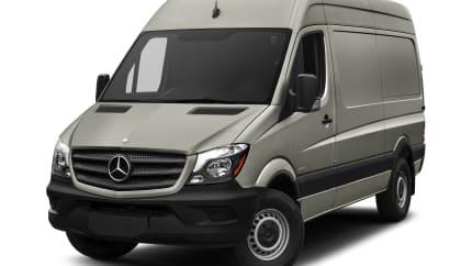 2016 Mercedes-Benz Sprinter-Class - Sprinter 2500 Cargo Van 170 in. WB Rear-wheel Drive (High Roof)