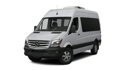 2018 Mercedes-Benz Sprinter 2500 - Sprinter 2500 Passenger Van 144 in. WB Rear-wheel Drive (Standard Roof V6)