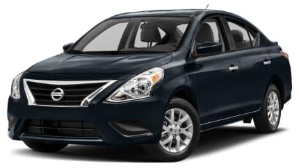 2018 Nissan Versa - 4dr Sedan (1.6 S)