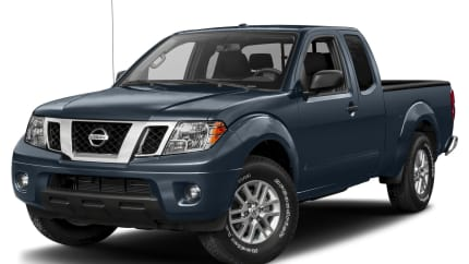 2018 Nissan Frontier - 4x2 King Cab 6 ft. box 125.9 in. WB (SV-I4)