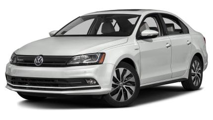 2016 Volkswagen Jetta Hybrid - 4dr Sedan (SEL Premium)