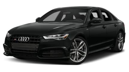 2018 Audi S6 - 4dr All-wheel Drive quattro Sedan (4.0T Premium Plus)