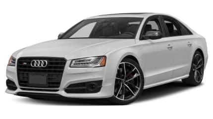 2018 Audi S8 - 4dr All-wheel Drive quattro Sedan (4.0T Plus)