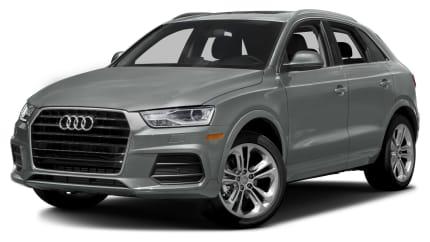 2018 Audi Q3 - 4dr Front-wheel Drive Sport Utility (2.0T Premium)