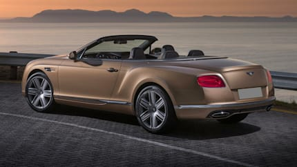 2018 Bentley Continental GT - 2dr Convertible (W12)