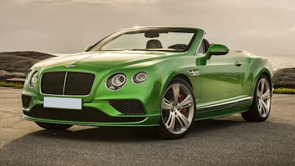 2018 Bentley Continental GT - 2dr Convertible (Speed)
