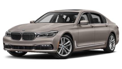 2018 BMW 750 - 4dr Rear-wheel Drive Sedan (i)