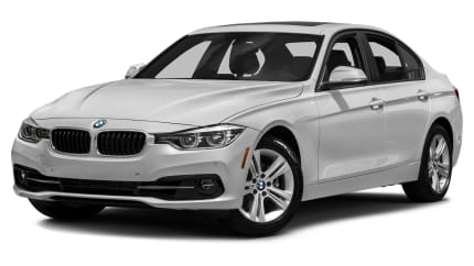 2018 BMW 330 - 4dr Rear-wheel Drive Sedan (i)