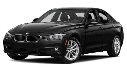 2018 BMW 320 - 4dr Rear-wheel Drive Sedan (i)