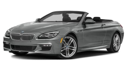 2018 BMW 650 - 2dr Rear-wheel Drive Convertible (i)