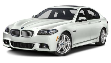 2016 BMW 550 - 4dr Rear-wheel Drive Sedan (i)