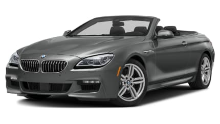 2018 BMW 640 - 2dr Rear-wheel Drive Convertible (i)