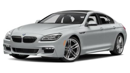 2018 BMW 640 Gran Coupe - 4dr Rear-wheel Drive Sedan (i)